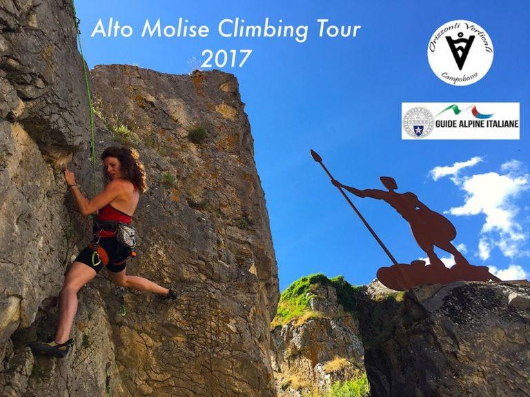 Alto Molise Climbing Tour 2017