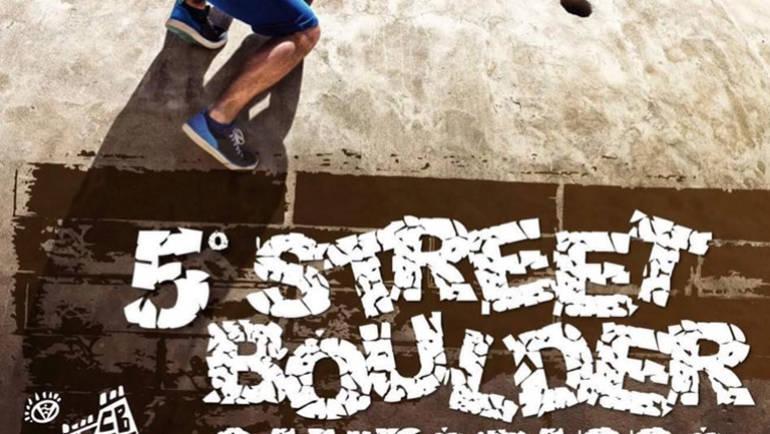 Street Boulder Contest