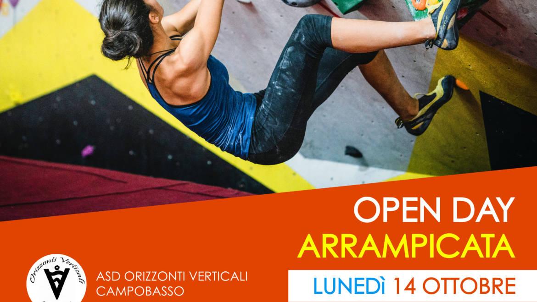 Open day stagione 2k19-2k20